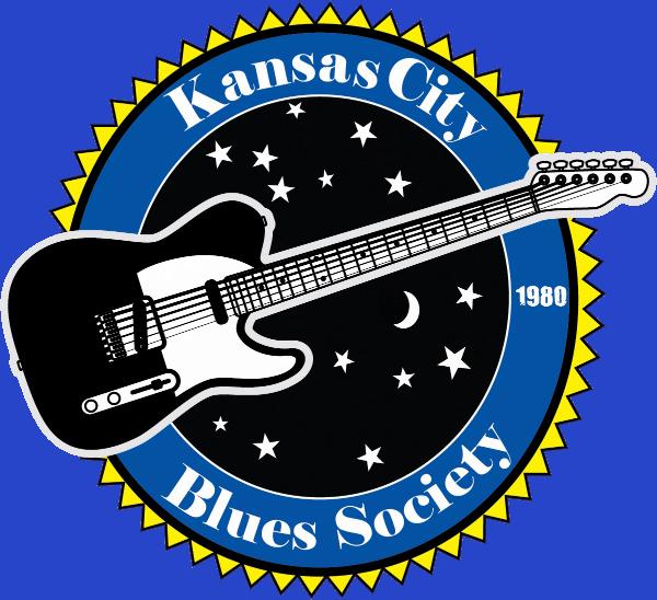 Kansas City Blues Society logo