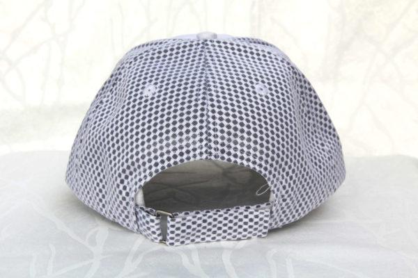KCBS logo hat back view