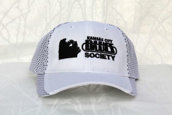 KCBS logo hat front view